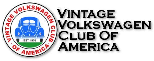 Image result for the Vintage Volkswagen Club of America logo
